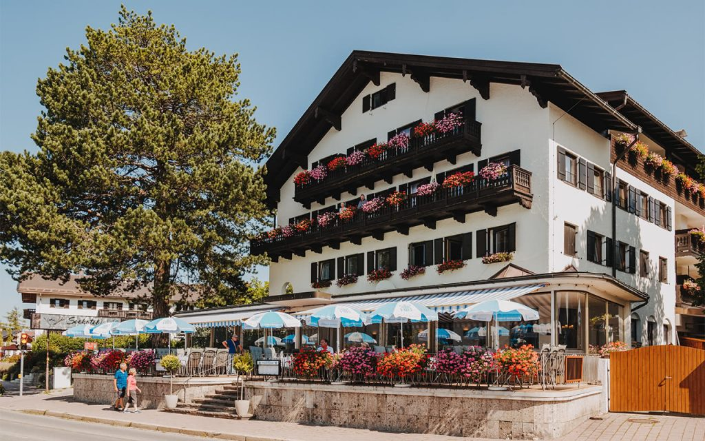 Seehotel zur Post in Tegernsee
